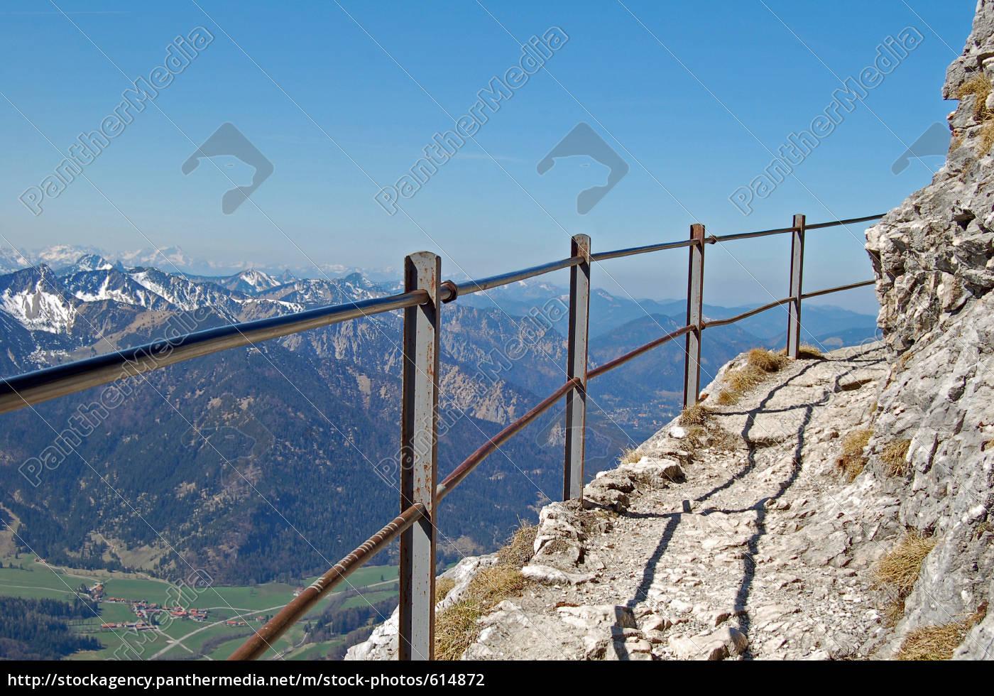 view, from, wendelstein - 614872