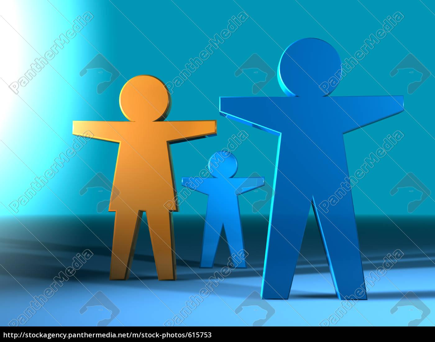 family, b - 615753