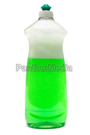 green, dishwashing, detergent - 616582