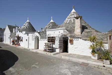 alberobello the capital of trulli