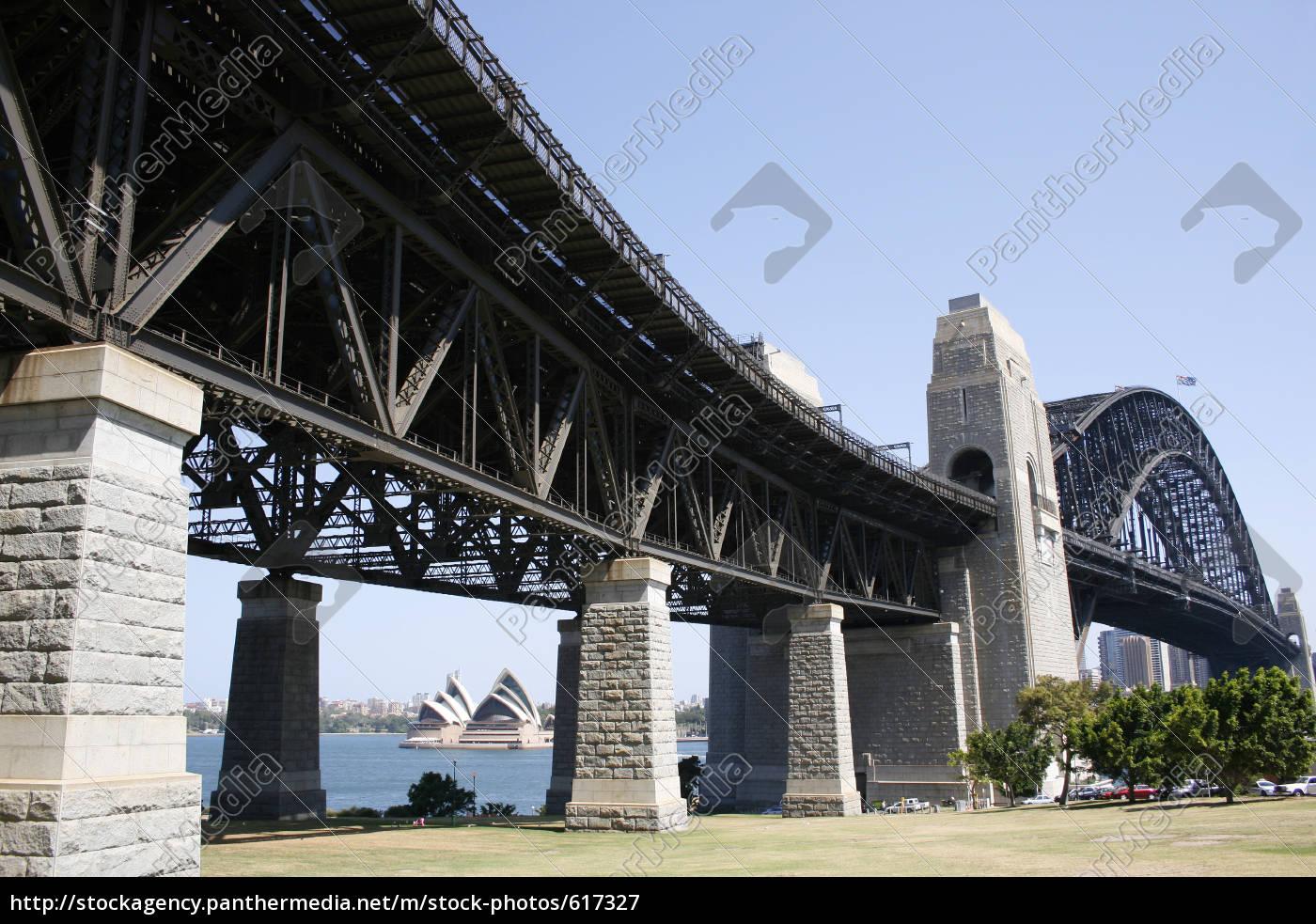 bridge, to, sydney - 617327