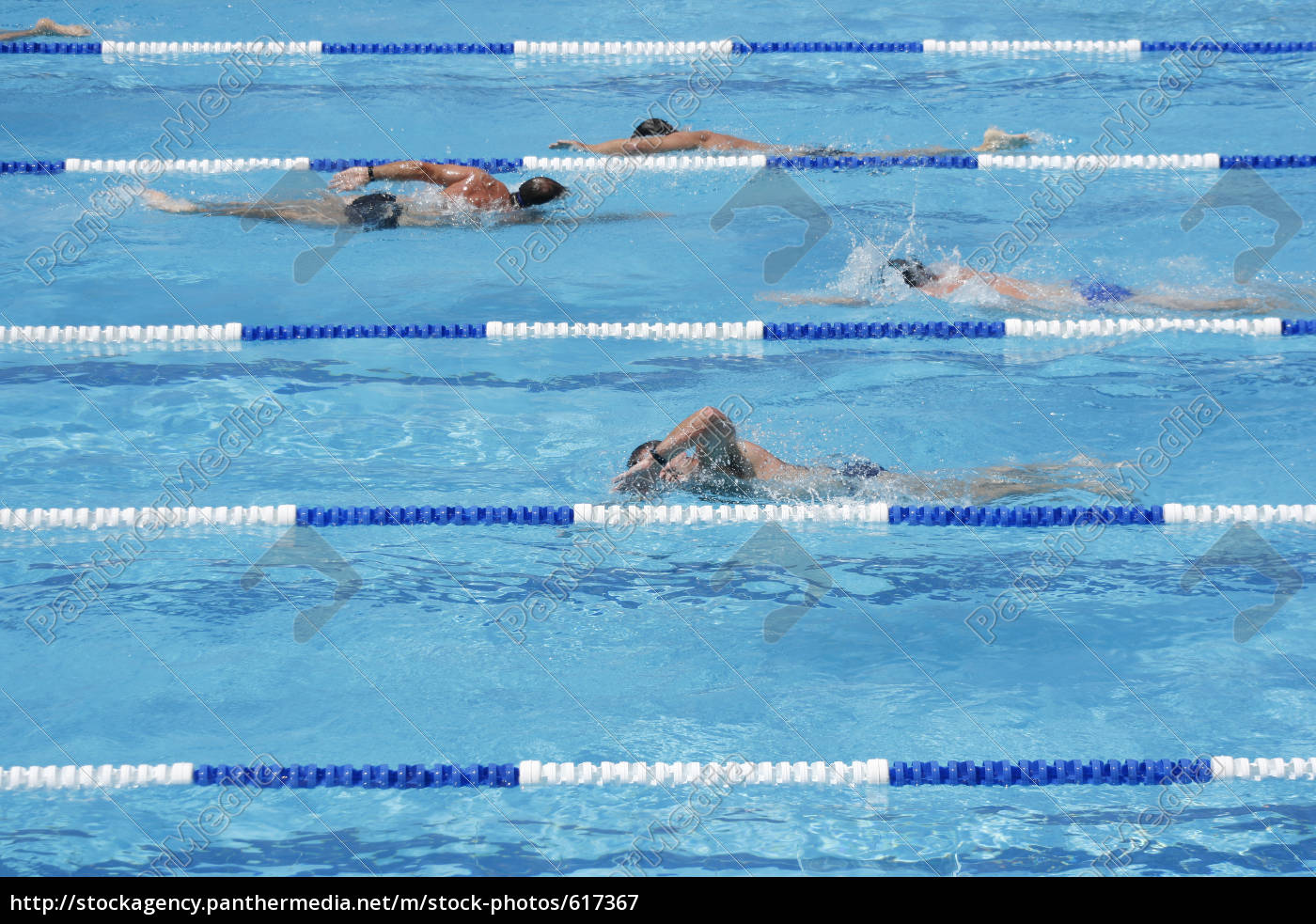 swimming, exercises - 617367