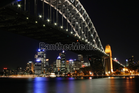 night, view, of, sydney - 619595
