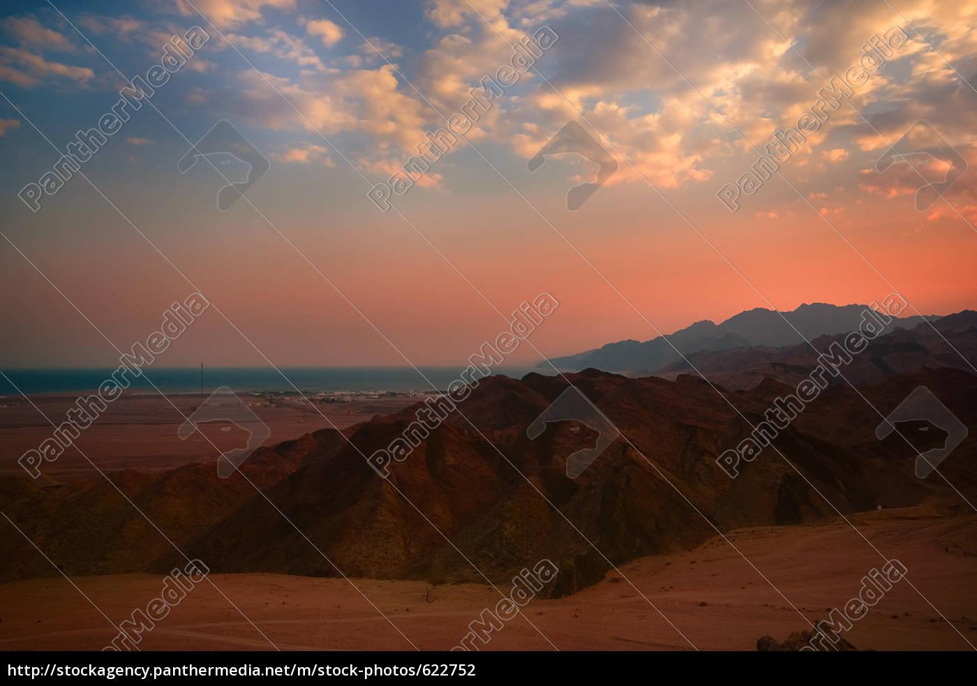 colored, desert - 622752
