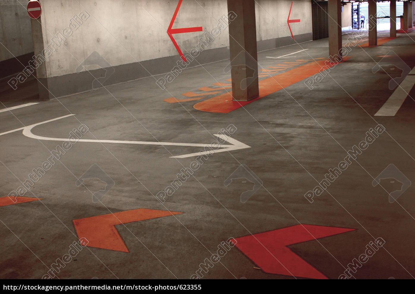 underground, car, park - 623355