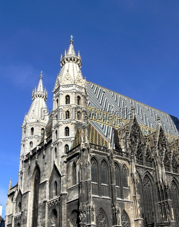 st., stephen's, cathedral, in, vienna - 625196