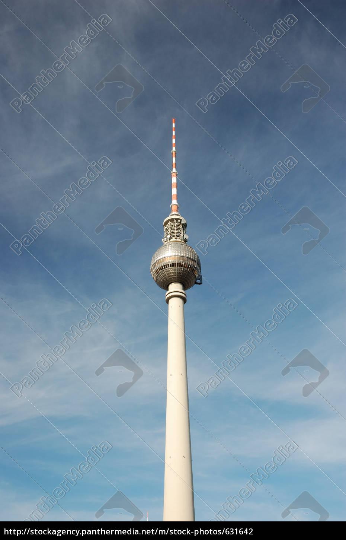 berlin, tv, tower - 631642