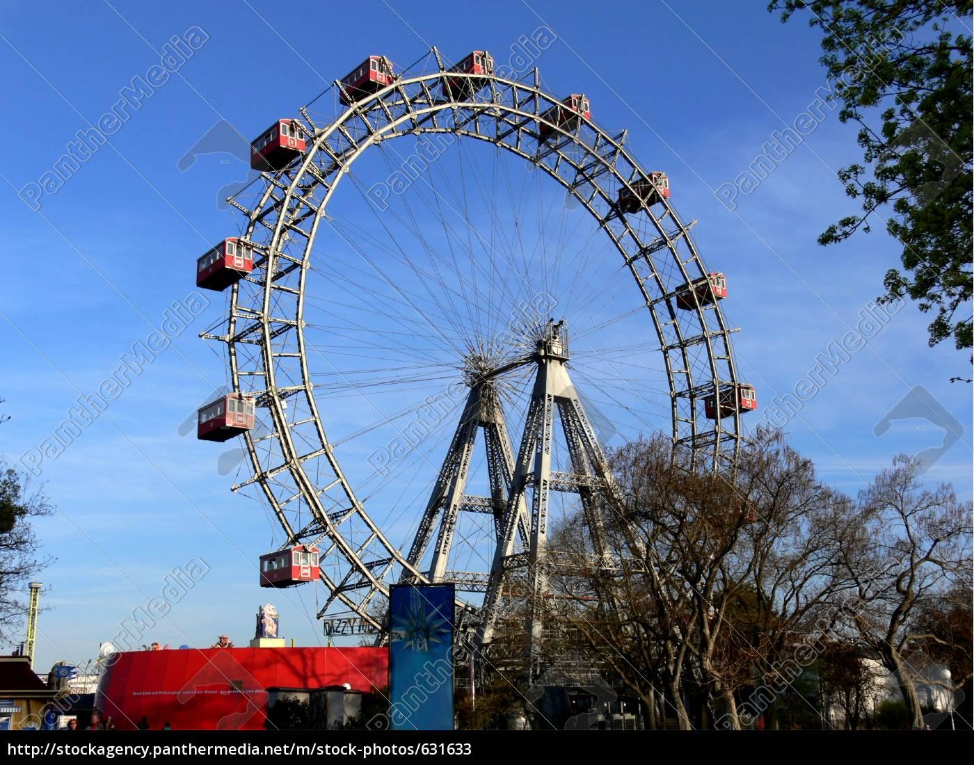 ferris, wheel, in, the, prater, i - 631633