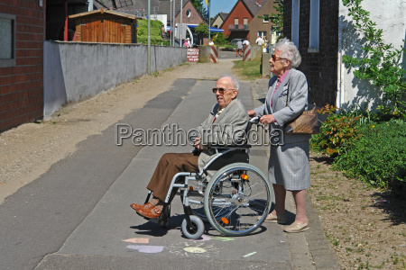 love to old age