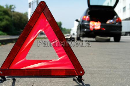 warning, triangle - 635951