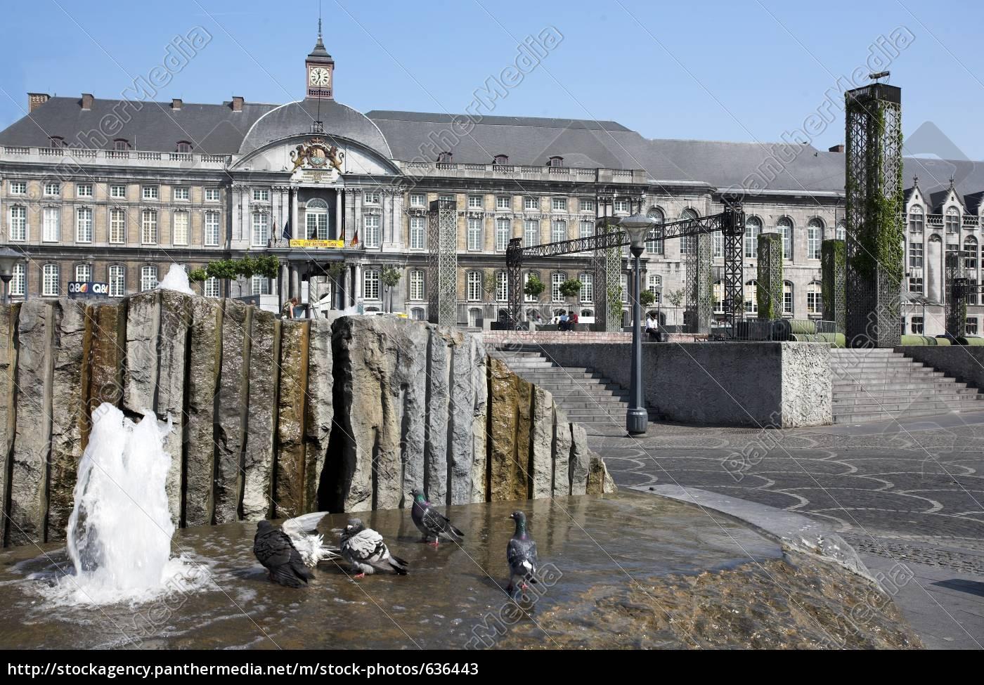 liege, -, palais, of, the, prince - 636443