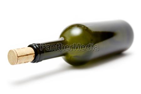 green, wine, bottle - 638875