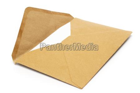 old, brown, envelope - 638755