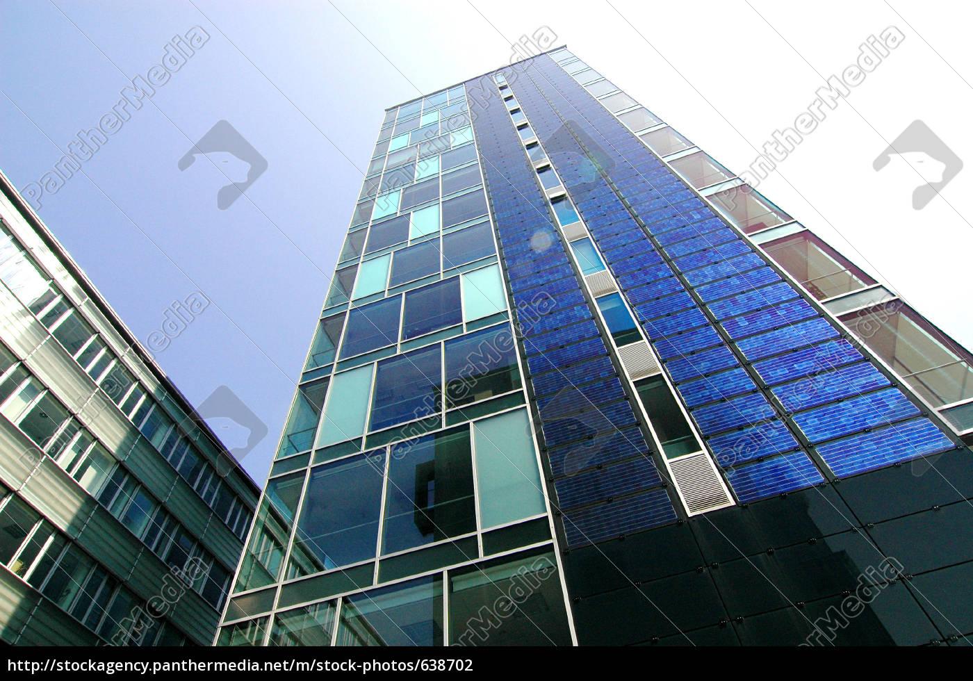 solar, skyscraper - 638702