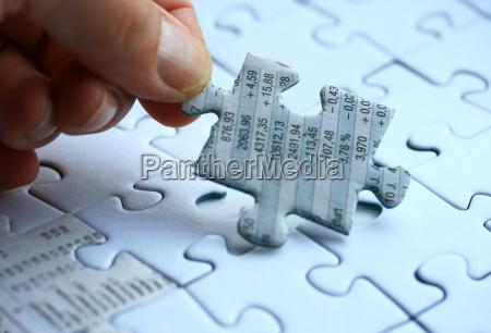 exchange, puzzle, fit - 639120