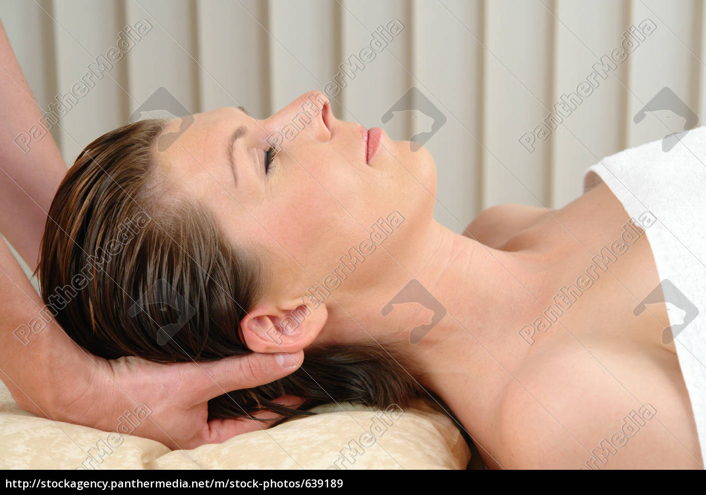 neck, massage - 639189