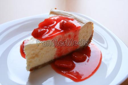strawberry, cheese, cake - 639000