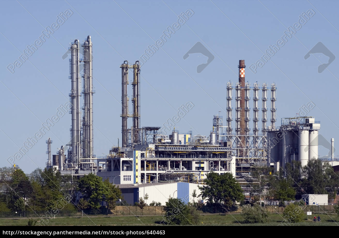 chemical, industry - 640463