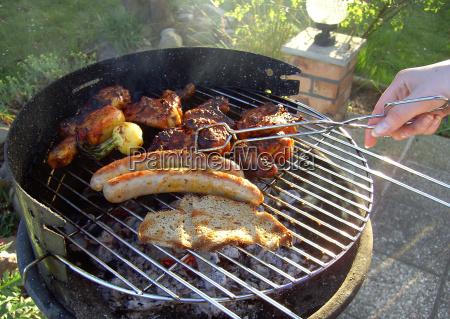 barbecue, 09 - 644541
