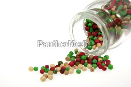 colorful, pepper - 645169