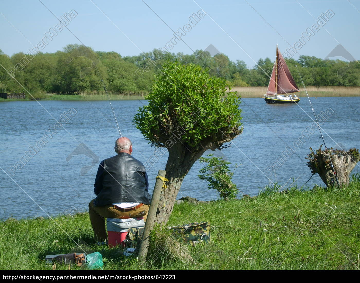 anglers, on, the, elbe - 647223