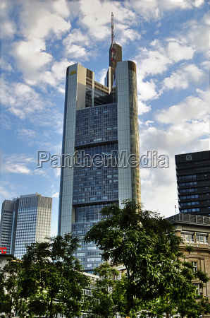 commerzbank, tower - 648599