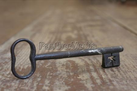 old, key - 649437