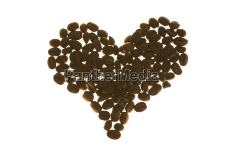 heart, from, coffee, beans - 650531