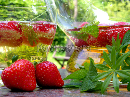 strawberry, time, -, bowl, time - 652073