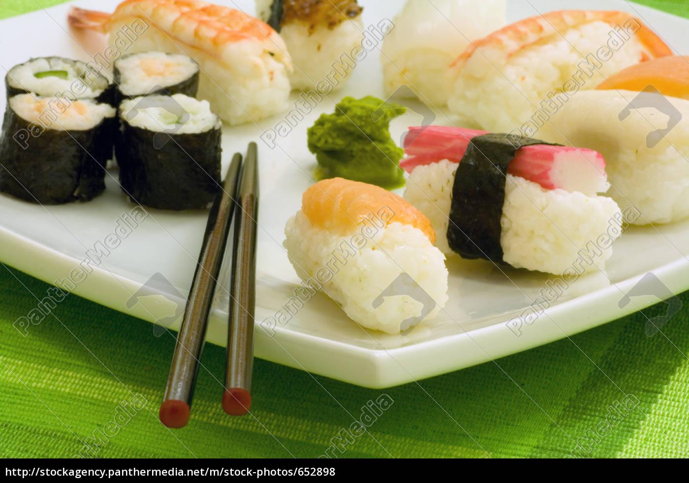 sushi - 652898