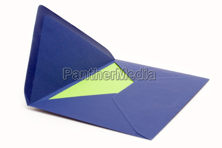 blue, envelope - 653153