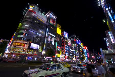 nightlife, tokyo - 653439