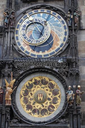 astronomical, clock - 656307