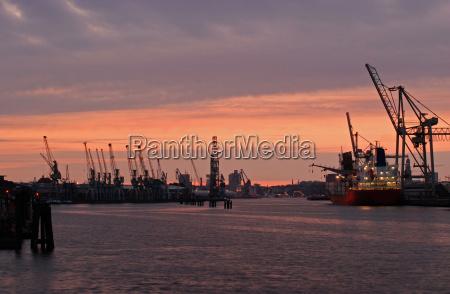 harbor, lights - 658565