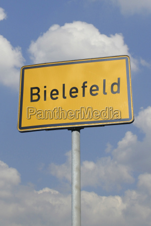bielefeld, sign - 659570