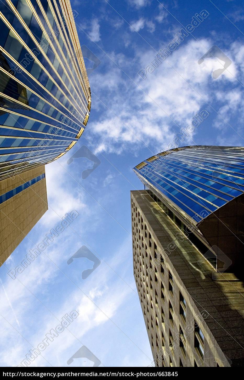 skyscraper, perspective - 663845