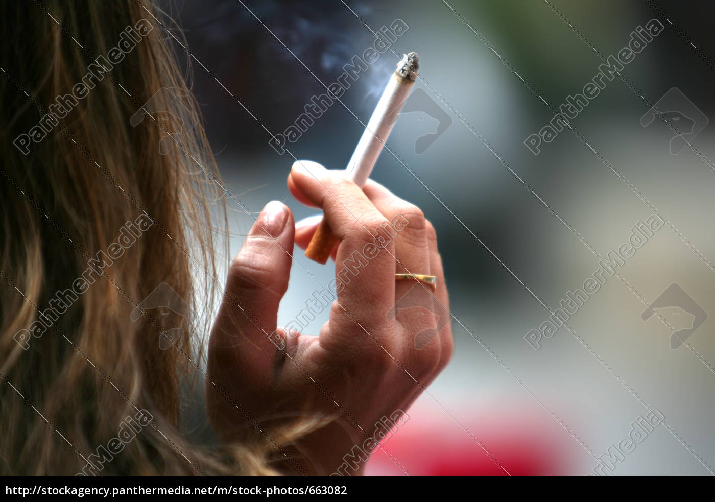 smoker, with, cigarette - 663082