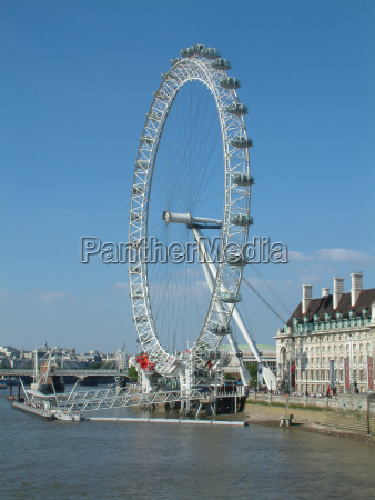 london eye the most attractive