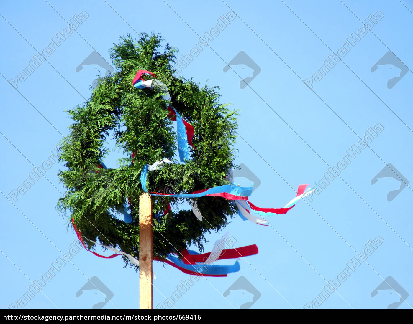 topping-out, wreath - 669416