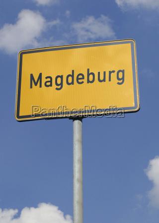 magdeburg, shield - 671883