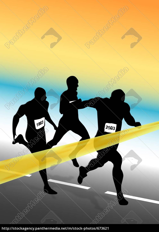 at, the, finish - 673621