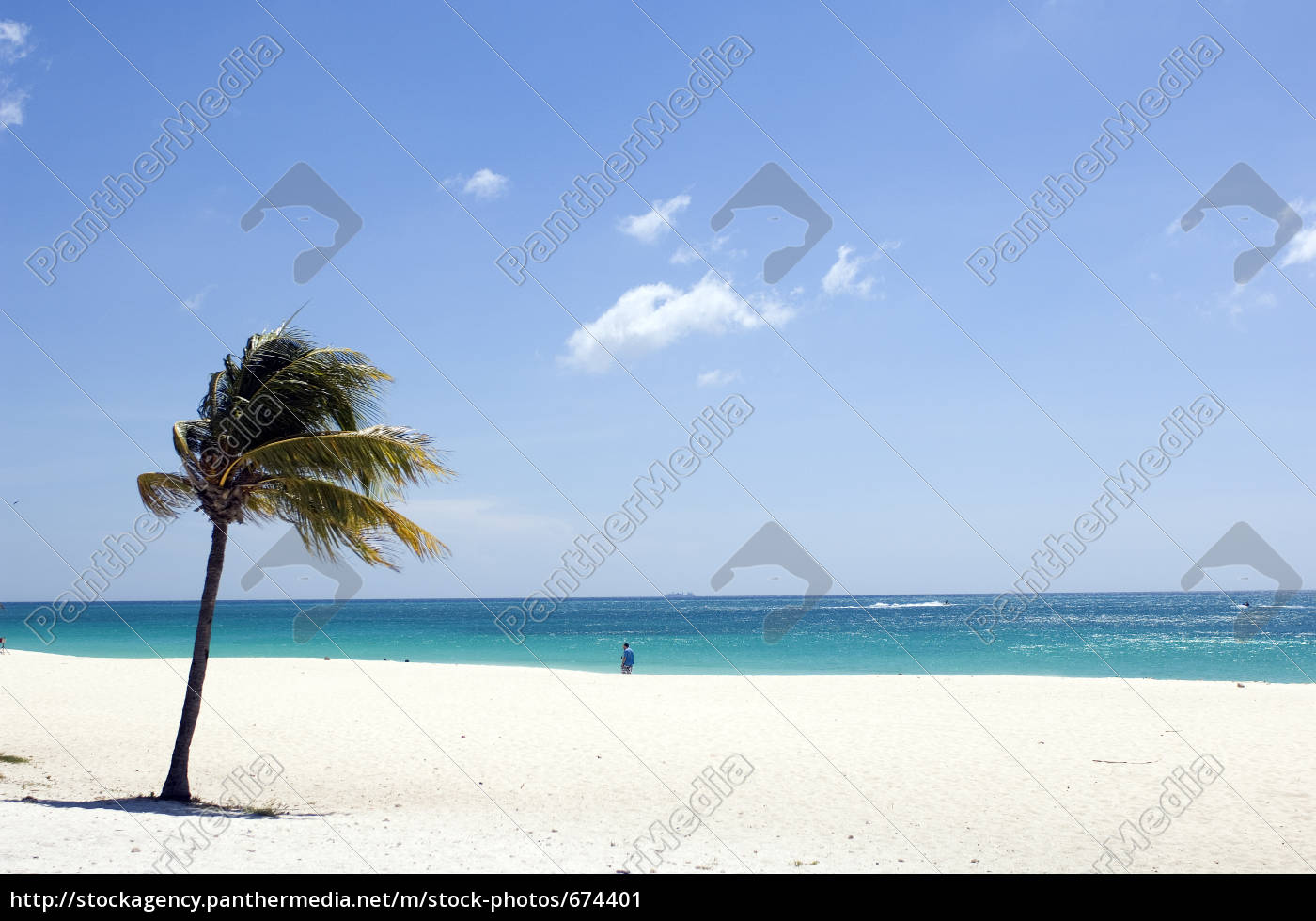 beach, in, the, caribbean - 674401