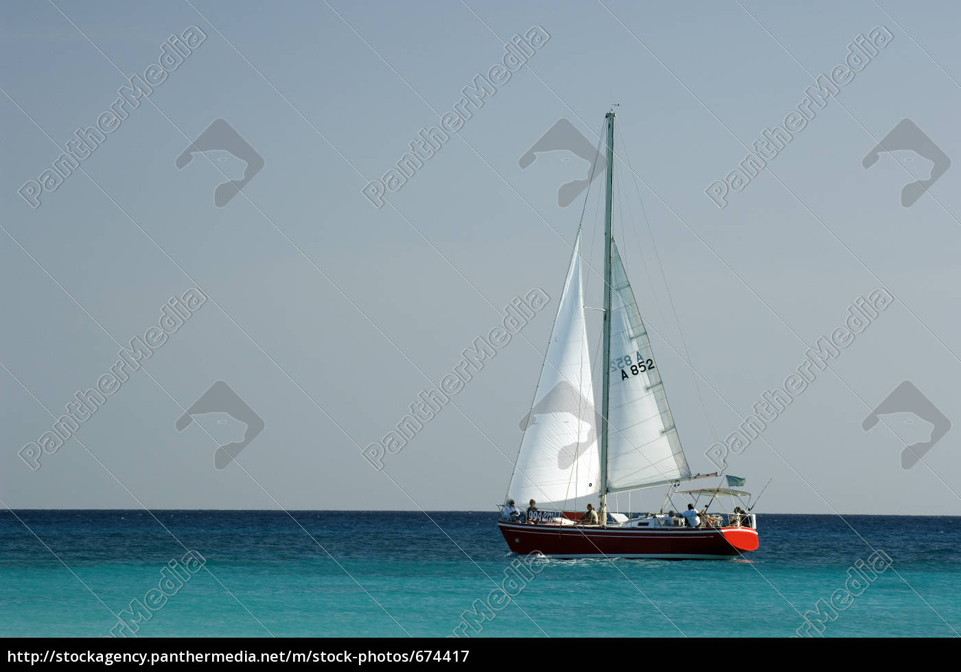 ship, in, the, caribbean - 674417