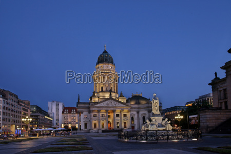 german, cathedral, at, the, gendarmenmarkt - 677392