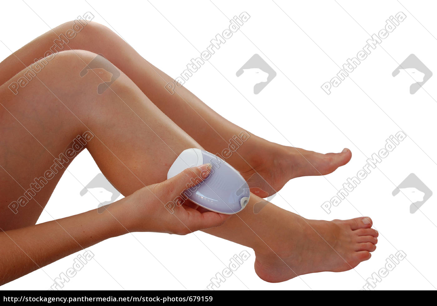 young, woman, in, epilation - 679159