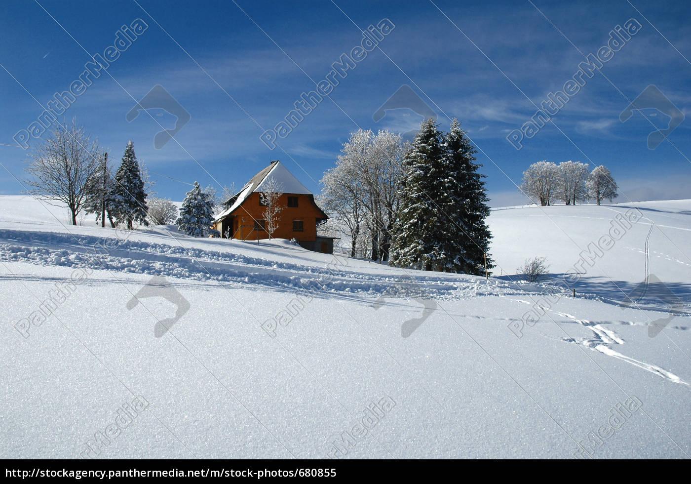 winter, landscape, 13 - 680855