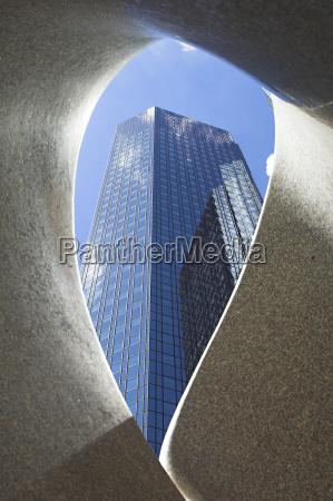 german, bank, frankfurt - 683709