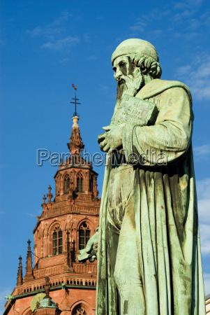 gutenbergdenkmal - 683505