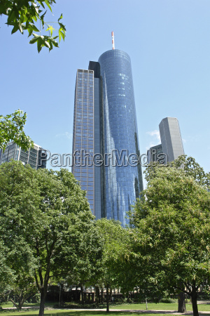 main, tower, frankfurt - 683684