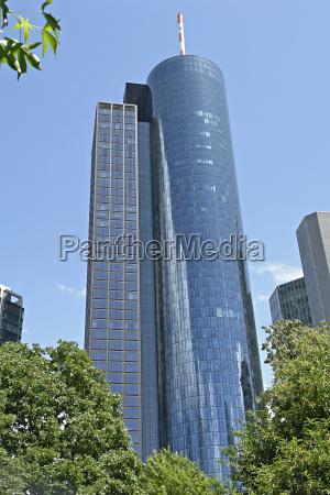 main, tower, frankfurt - 683686